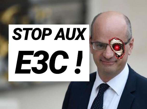 E3C: le bac Blanquer contre les élèves !