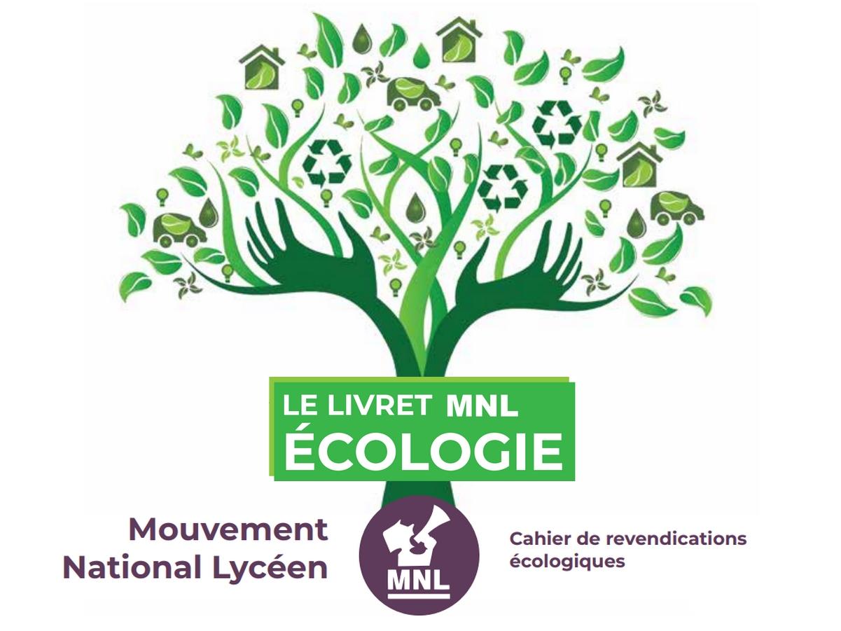 Le livret écologique du MNL !